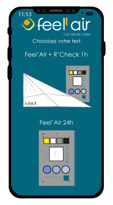 Feel'air application