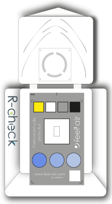 R-check & Card Feel'air